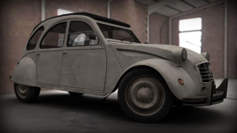 Citroën 2cv 3
