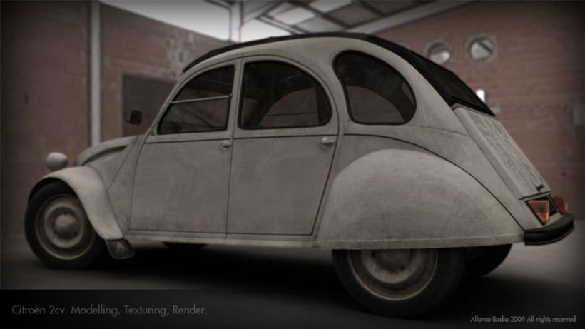 Citroën 2cv 4