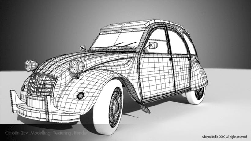 Citroën 2cv 5