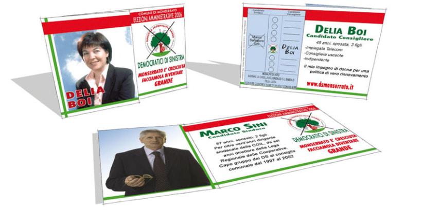 Amministrative 2006 2