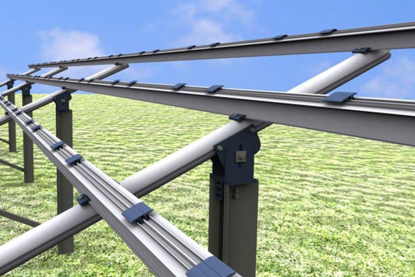 Tavolo Fotovoltaico 5