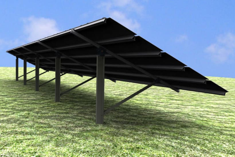 Tavolo Fotovoltaico 2