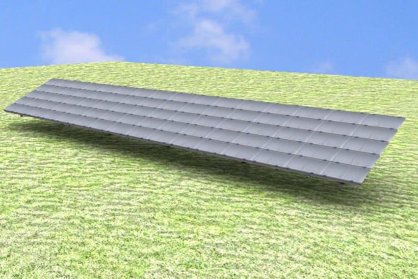 Tavolo Fotovoltaico 1
