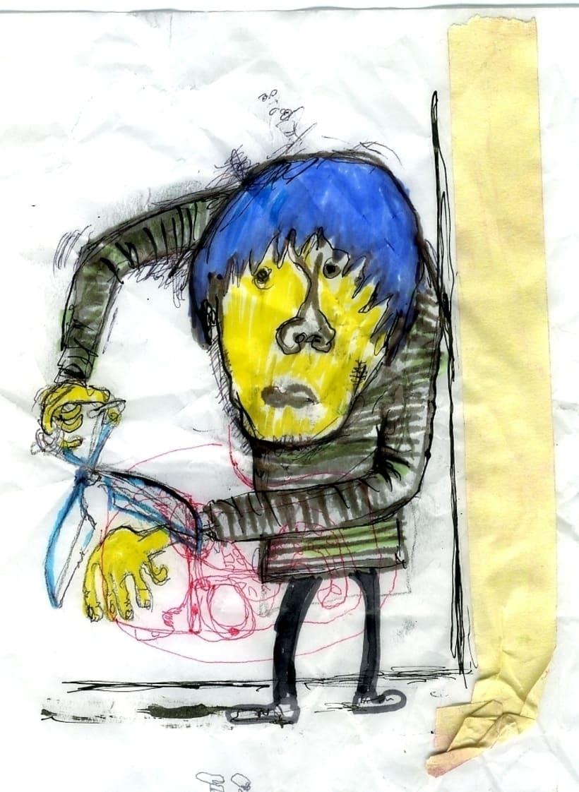 Dibujos Compulsivos 10