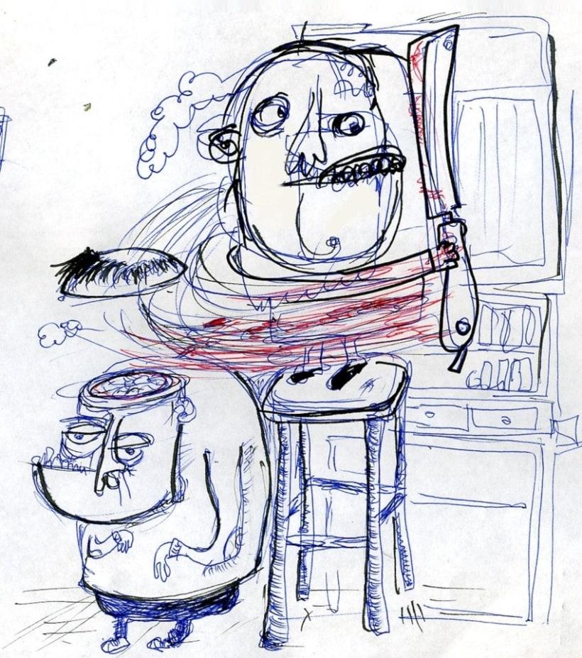 Dibujos Compulsivos 4
