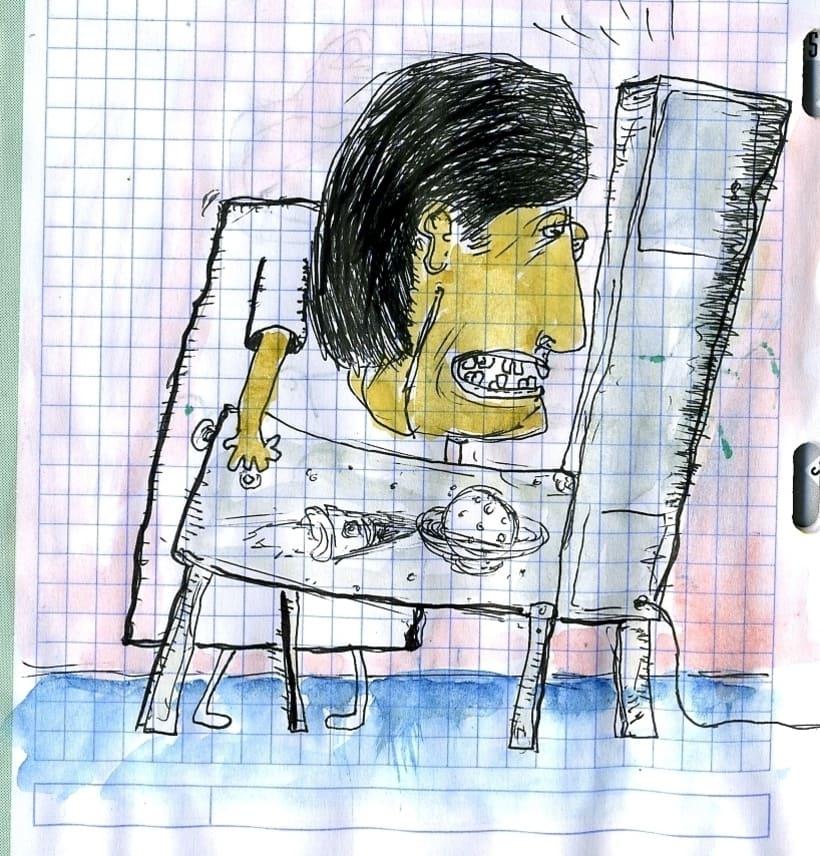 Dibujos Compulsivos 1