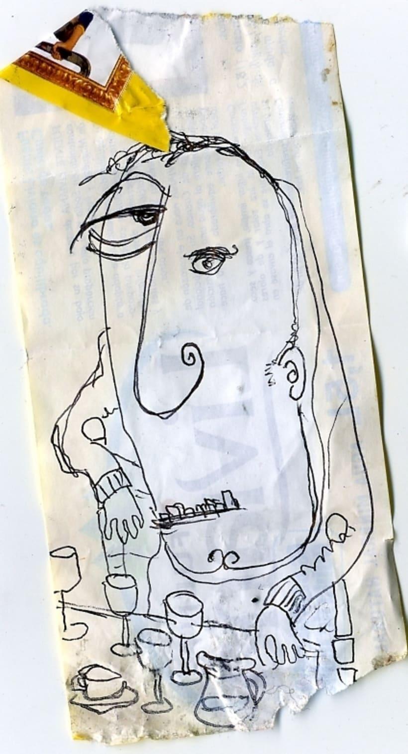 Dibujos Compulsivos 14