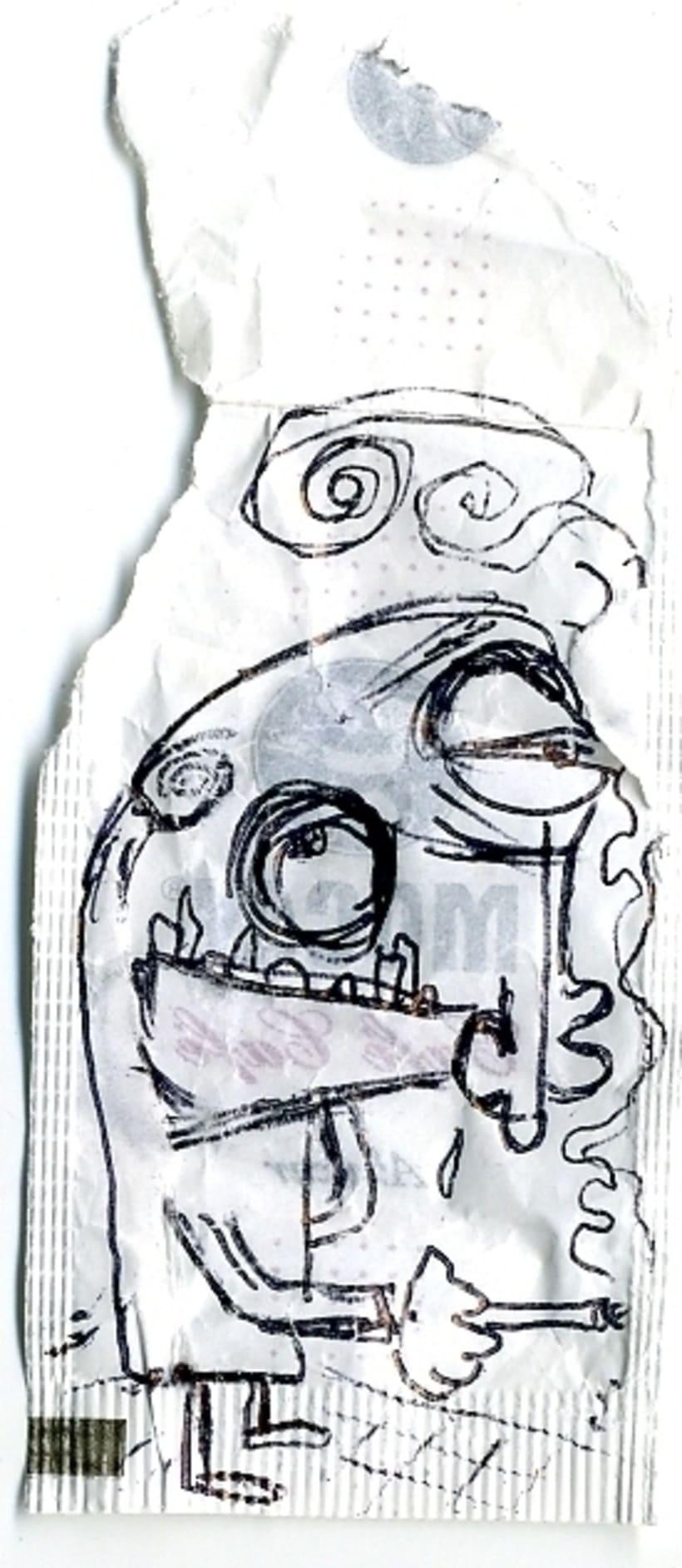 Dibujos Compulsivos 15