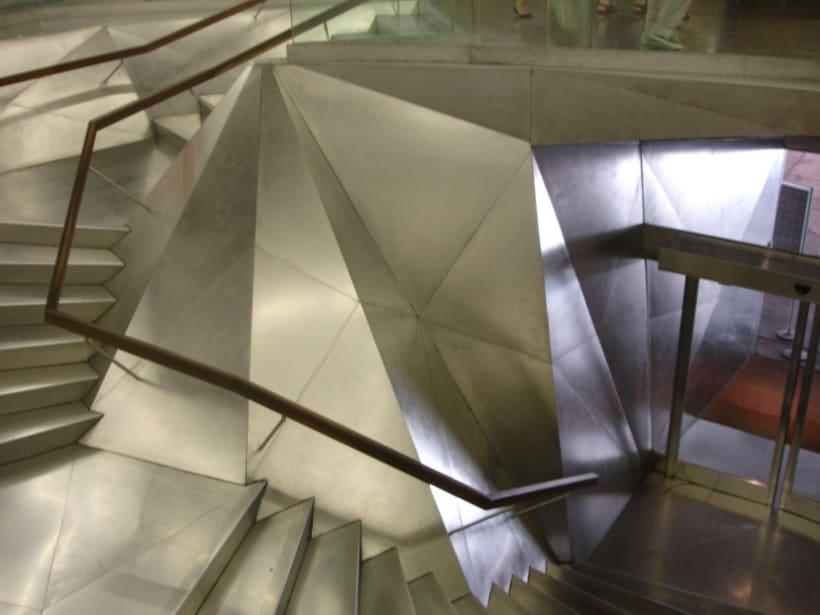 Fotografía Interior, Caixa Forum (Madrid) 2