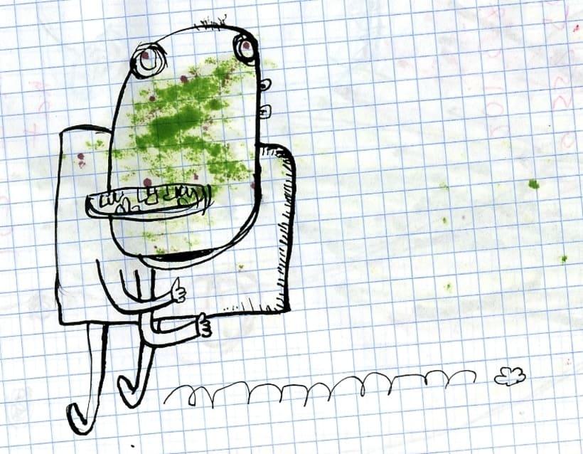 Dibujos Compulsivos 16