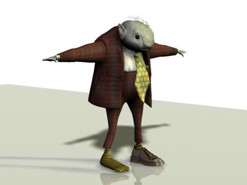 Mr. Shoeless 6