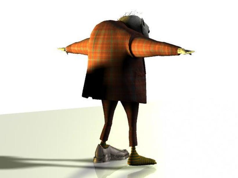 Mr. Shoeless 7