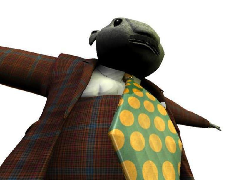 Mr. Shoeless 3
