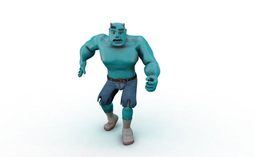 3D  3