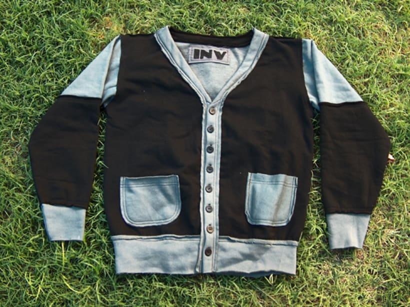 INVOCA diseño en ropa 2