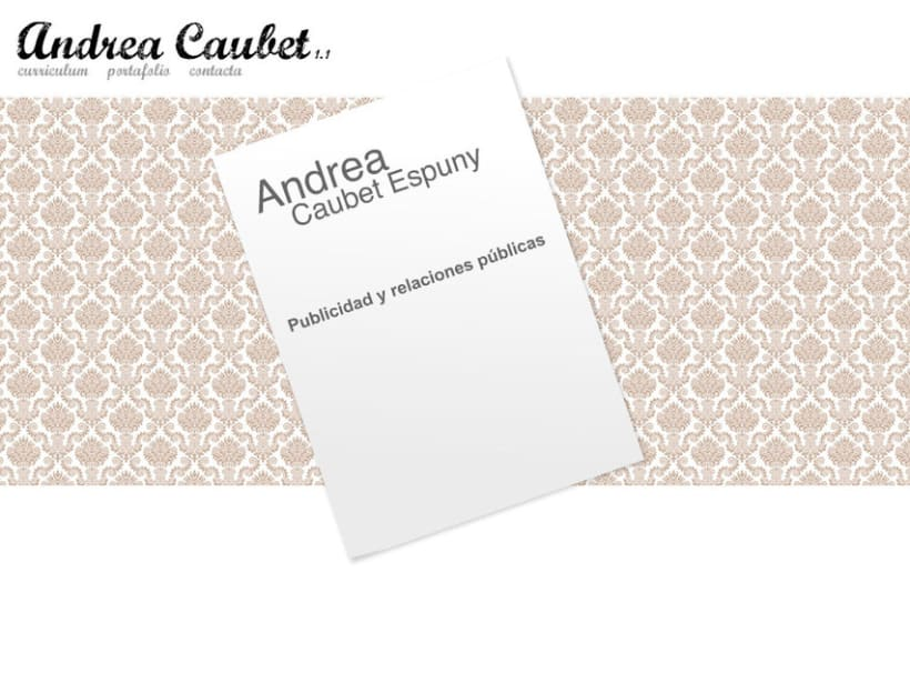 Andrea Caubet 2
