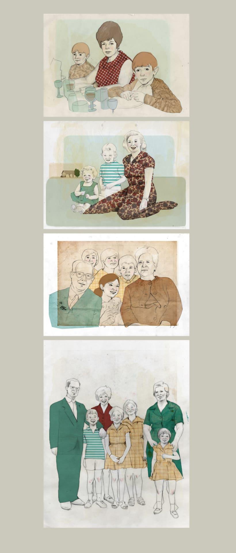 Retrato de Familia 1