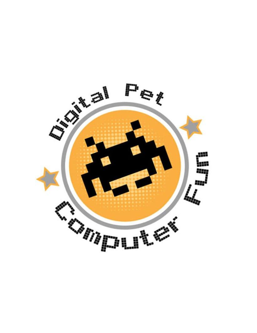 Logo Para Tienda Videojuegos Domestika