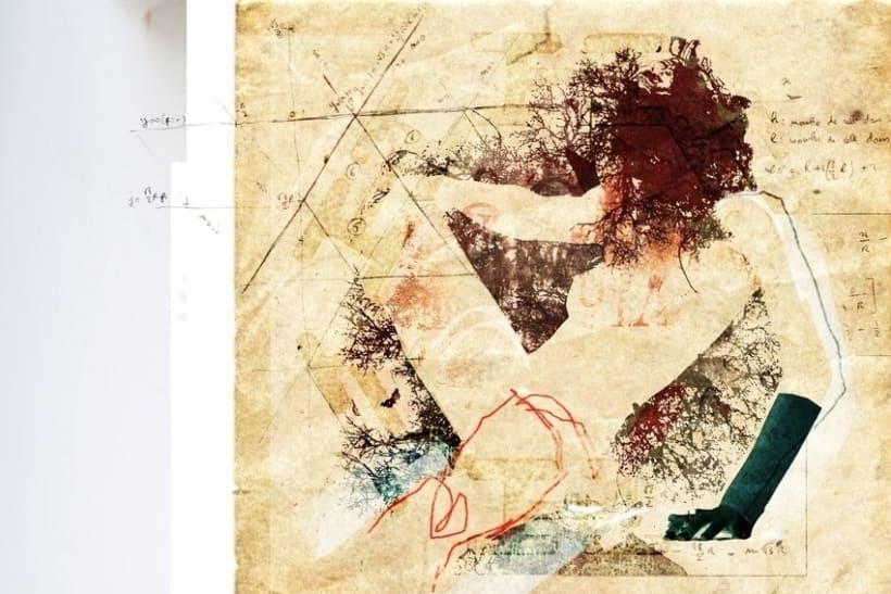 Collages digitales 1