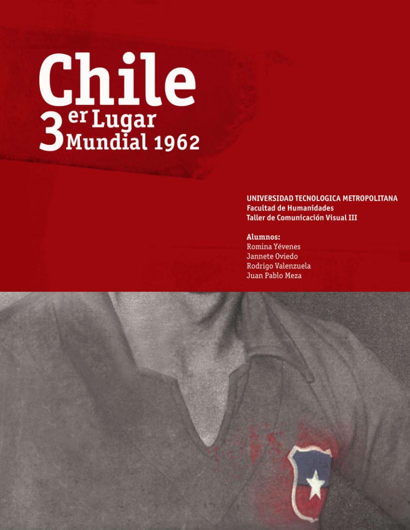 Museo Mundial de Fútbol Chile 1962 2