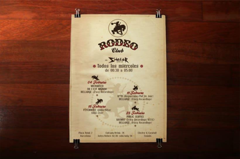 Rodeo Club 3