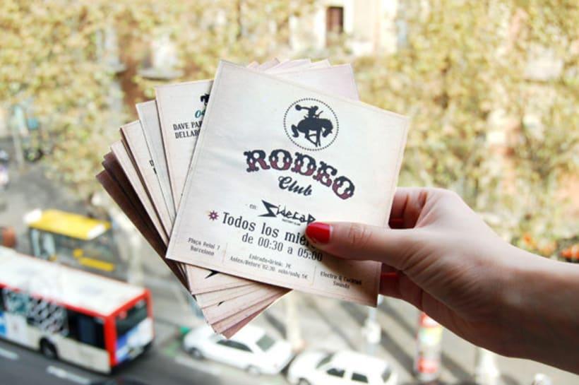 Rodeo Club 8