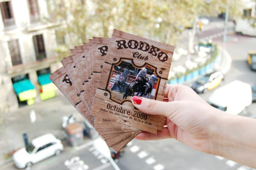 Rodeo Club 7