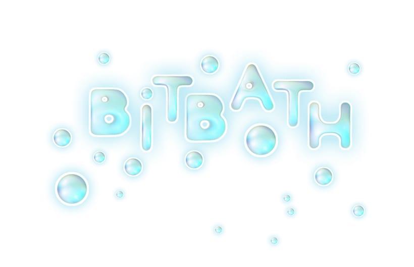 Tipografia BITBATH 1