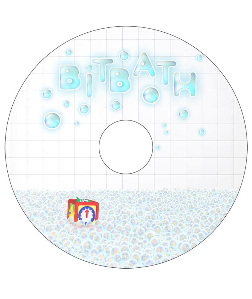 Tipografia BITBATH 3