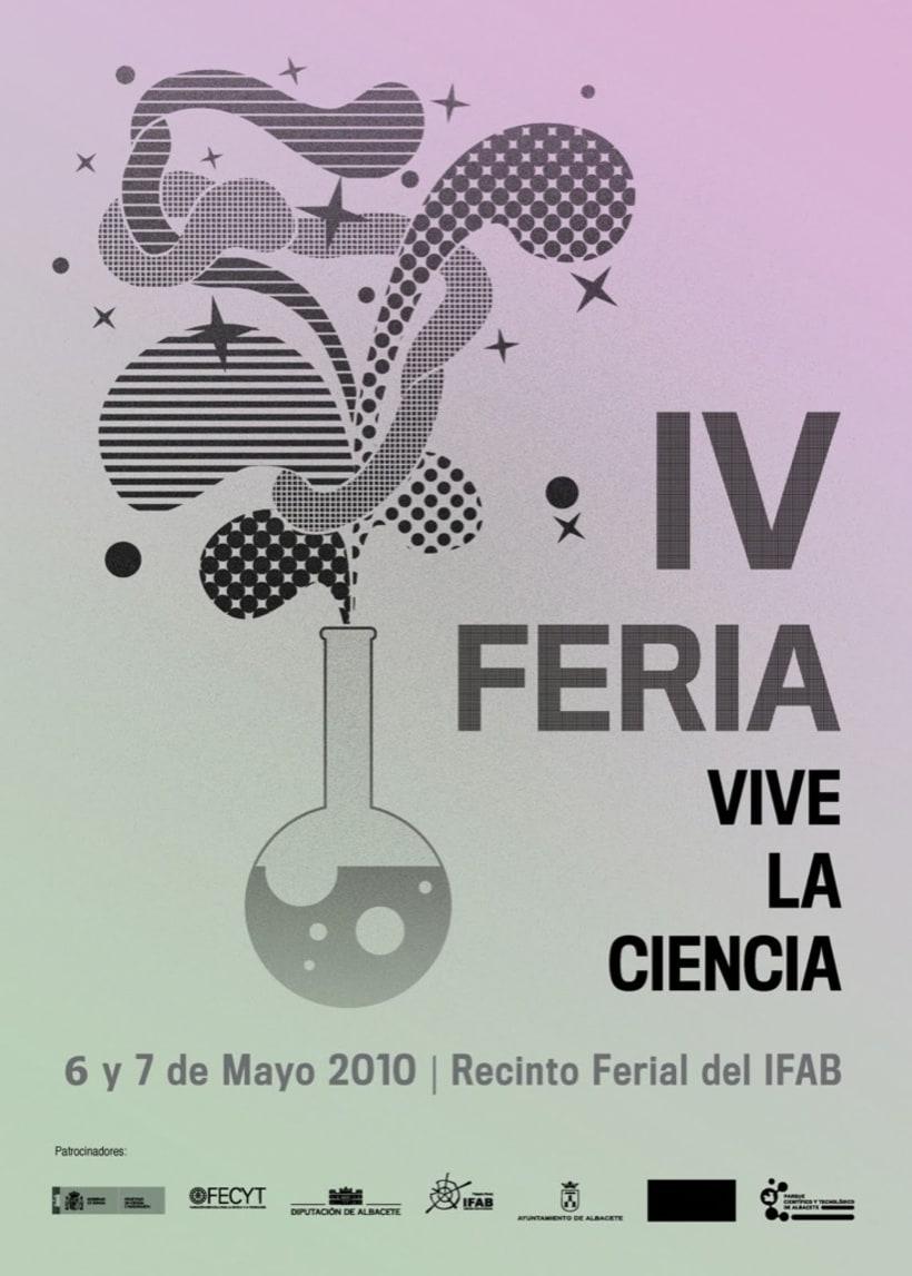 IV Feria Vive la Ciencia 1