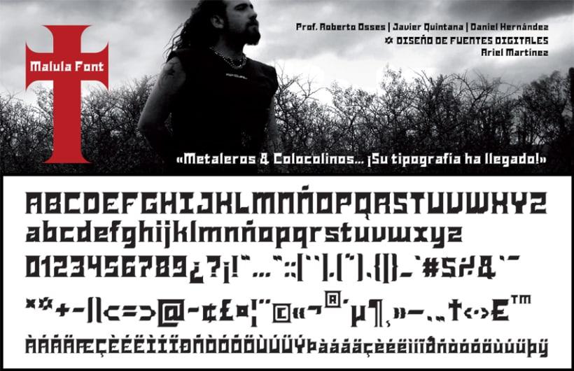 Mis Tipografías 15