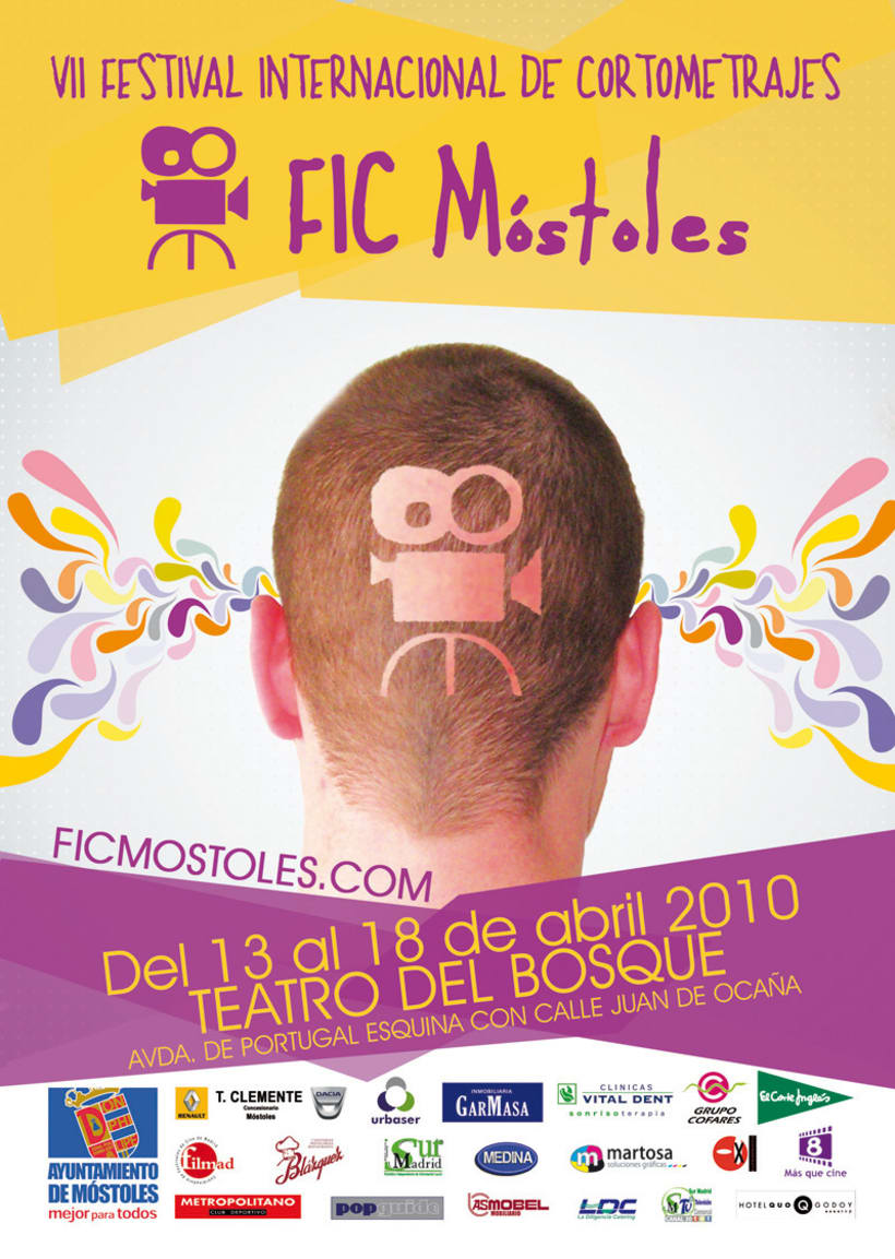 Festival Internacional de Cortometrajes 2010 2