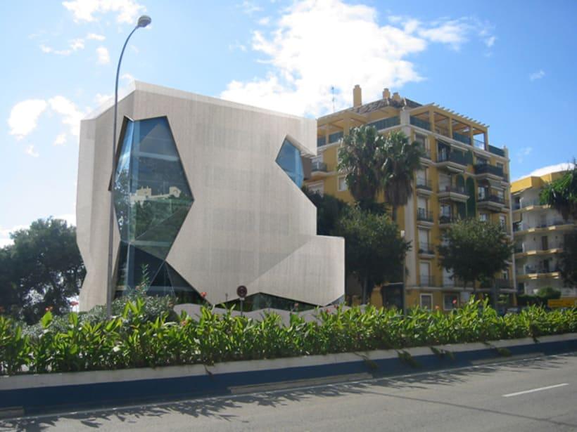 Infografía Edificio Puerto Marbella 1