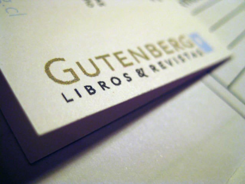 Papelería Gutenberg 12