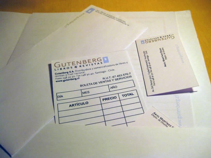 Papelería Gutenberg 3
