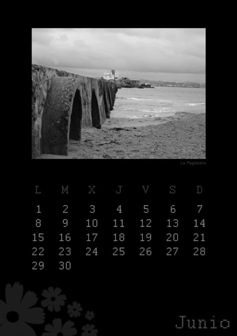 Calendario playas cántabras 2009 7
