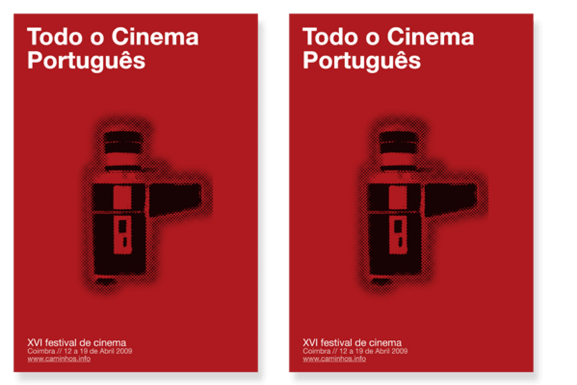 Caminhos do cinema português - Proposta 1