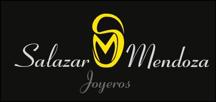 Logotipo SALAZAR MENDOZA Joyeros 1