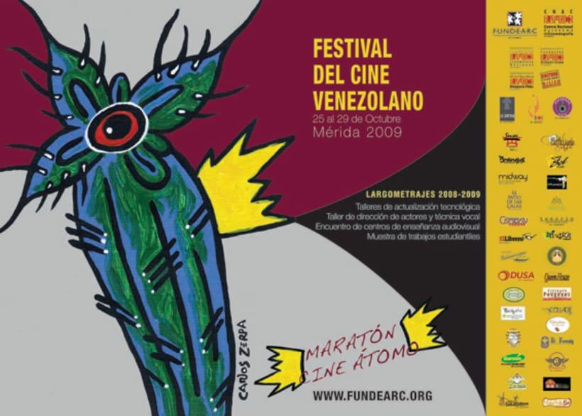 Festival del Cine Venezolano 1