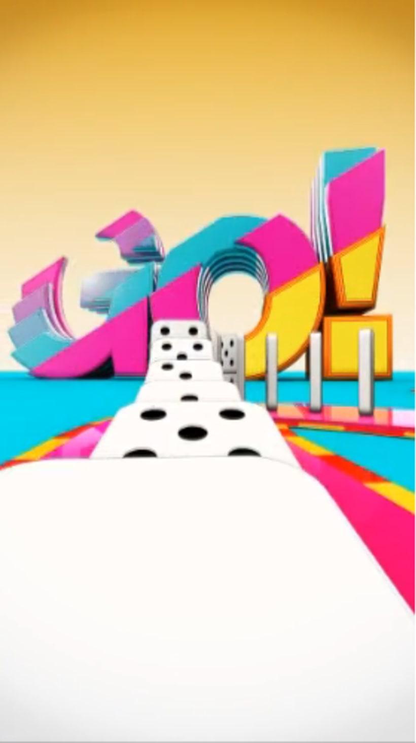 Domino Fun!  2