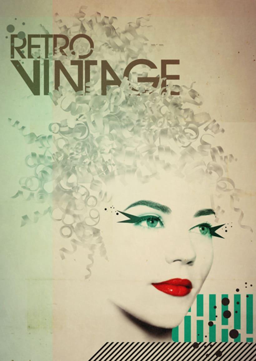 Retro Vintage 2