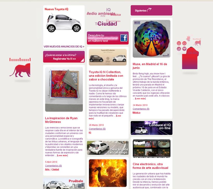 Blog Toyota iQ 2