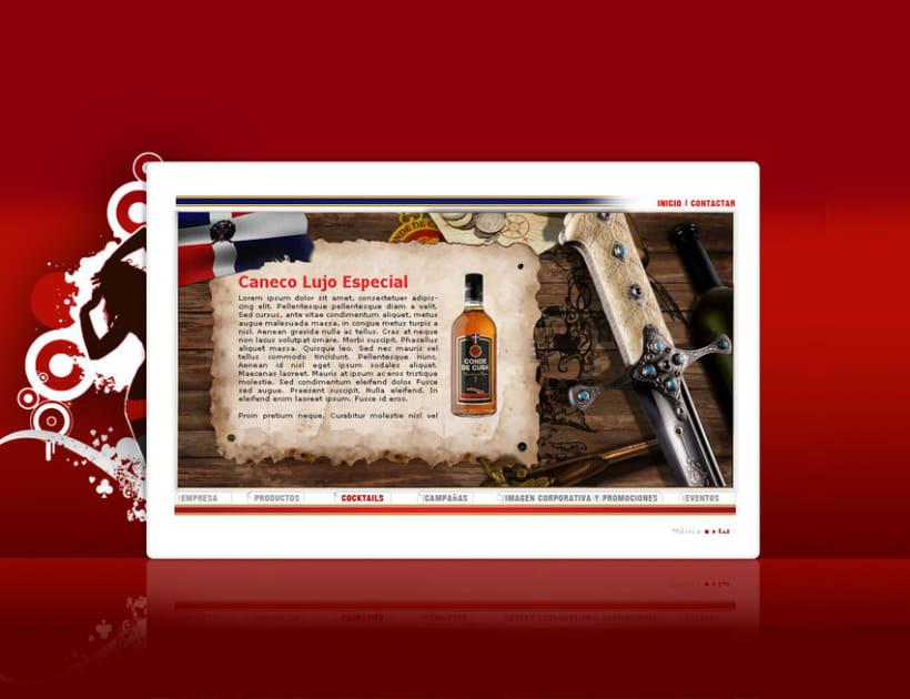 Página web Rives y diseños corporativos 12
