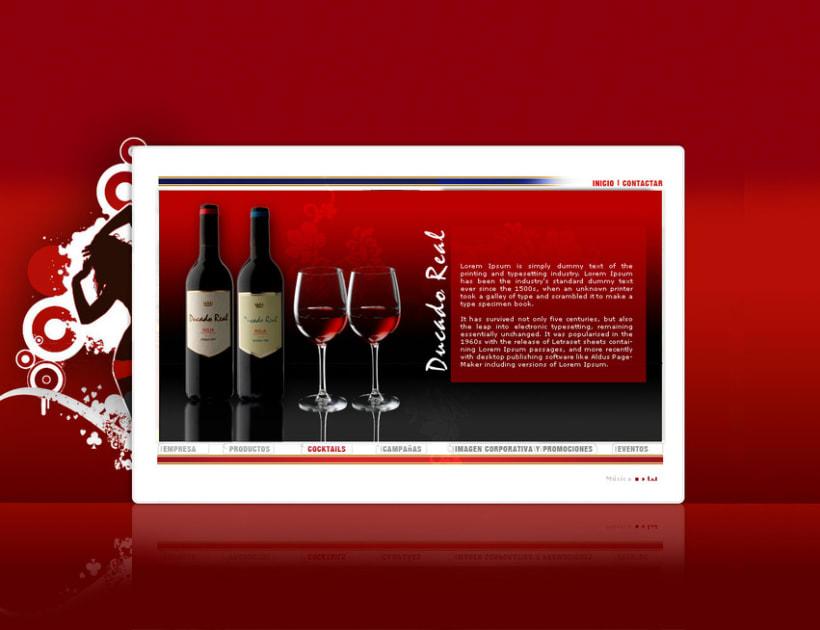 Página web Rives y diseños corporativos 14