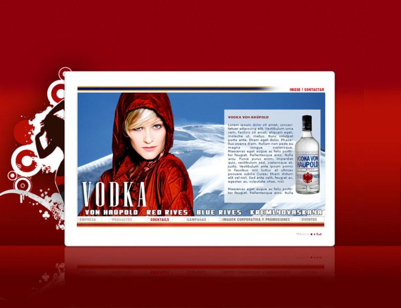 Página web Rives y diseños corporativos 4