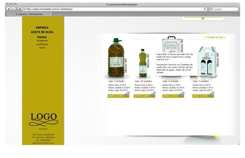 E-commerce alimentación 4