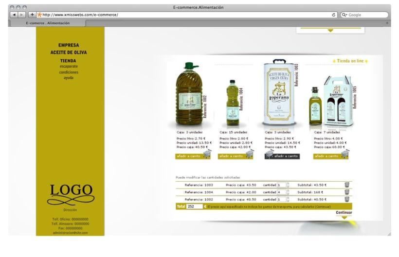E-commerce alimentación 5