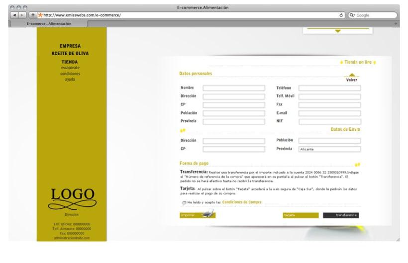 E-commerce alimentación 7