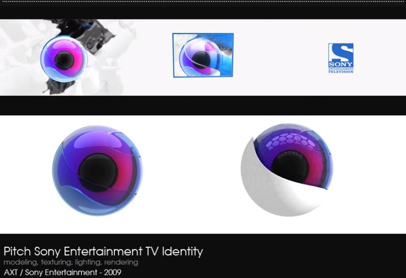Sony TV 1