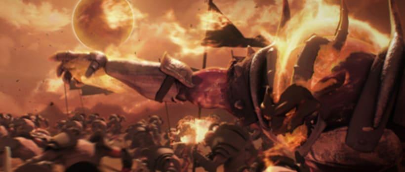 Clash of Heroes 5
